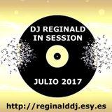 Dj Reginald - Session Julio 2017