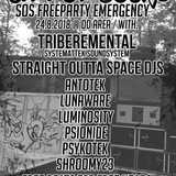 DJ Set @ Gift Of Sound - SOS Soundgetriebe Freeparty