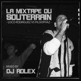 L'original Underground mixtape 08 feat Dj rolex.
