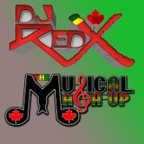The Musical Mash Up With DJ Red X April 11, 2014 Part 2 Ft. Mel Dube