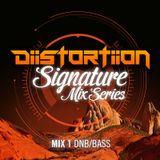 DiiSTORTiiON Signature Mix Series - DnB [March 2015]