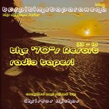 The '70's Resort radio tapes! 33-16