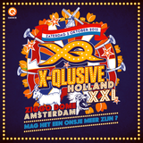 B-Front & Frequencerz @ X-Qlusive Holland XXL 2015