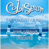 Coliseum Closing Season 07-06-2014 Dj Frank