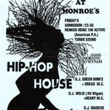MONROES .DJ UNKNOWN 1991 SIDE A