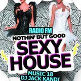 Sexy House 18 Back To Disco Retro GlitterBall Remixes  - By Jack Kandi