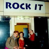 My last dj-gig in The Netherlands before moving to Poland. Rockit, Leeuwarden, 1994