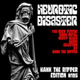 NEVROTIC DISASTER - HANK THE RIPPER #105