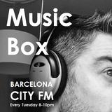 Music Box CITY FM - 050416 - Show 6