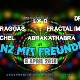 Dropkick DJ Set - Tanz Mit Freunden meets IONO-Music - Essen 07.04.2018 Part 1