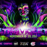 Screwball - Ultra Violet II 2011-11-18 Live Mix