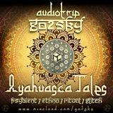 Ayahuasca tales