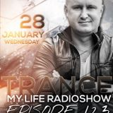 MARTIN SOUNDRIVER presents TRANCE MY LIFE RADIOSHOW  EPISODE 123 [Trance1.FM]