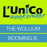 """""""The Weekender"""" @ Radio L´Unico with The Wollium & Booming B."""