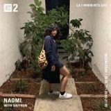 Naomi w/ Saffron - 26th June 2019