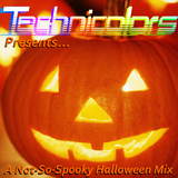 A Not-So-Spooky Halloween Mix: 2015 Edition