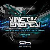 Stu Patchitt - Kinetik Energy EP 04 - AHFM