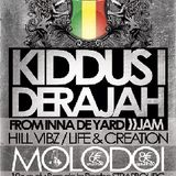 KIDDUS I & DERAJAH LIVE CONCERT + LIFE&CREATION + HILL VIBZ & more (STRASBOURG - MOLODOI) 2010