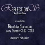 Reflections Web Radio Show-with Nicoleta Sarantou-SE06#10-13/12/2018