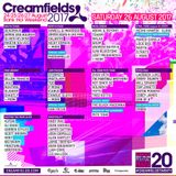 Axwell & Ingrosso LIVE @ ARC stage Creamfields 2017