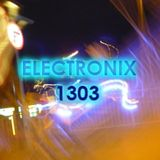 Electronix 1303 - slick, funky, energetic and uplifting house music