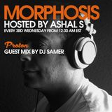 Morphosis 034 With Ashal S And Dj Samer (18-10-2017)