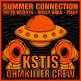 KSTIS [liveset_2k14] @ Sicily SUMMER CONNEKTION 2014