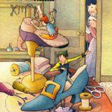 El zapatero y los duendes (Grimm)