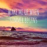 J'Adore - Wake Me Up When Summer Begins