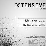 Xtensive Ep.044 ft. Eva Lynn guestmix - June 25th, 2012