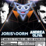 DOÑAS@REVERSE(Sala La Riviera)Madrid.14.03.14.Joris Voorn & Andrea Oliva