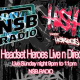 HEADSET HEROES XMAS RADIO SHOW 17 ON THE HOME OF BREAKS N S B RADIO