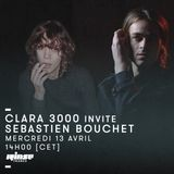 Clara 3000 invite Sebastien Bouchet - 13 Avril 2016