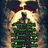 Poulos @ Schranz Friday Radio Show Mix 2018.04.13.