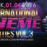 International Theme Parties... Bunny DJ - Neparakta Klub Most
