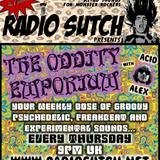 Radio Sutch: The Oddity Emporium 17th October 2013