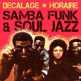 Samba funk & soul jazz