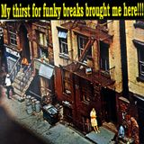 """My Thirst for funky breaks 70"""" brought me here !!!"""