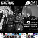 Electrik Playground 19/12/15 : The Qemists Guest Session