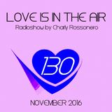 LOVES # 130 BY CHARLY ROSSONERO (November 2016)