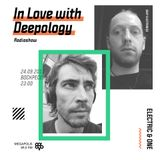 In Love with Deepology @ Megapolis 89,5 FM Moscow (24.09.2017)