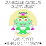 Noviembre Mix Tape House Music
