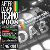 After Dark Techno 10/07/2017 on soundwaveradio.net