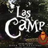 Positive Thursdays live at LAS CAMP 2017 (24th June 2017)