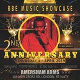RBE 2nd Annivesary Afrobeats