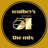 studio 54 THE MIX   soulboy