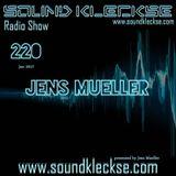 Sound Kleckse Radio Show 0220 - Jens Mueller - 16.01.2016
