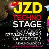 Naoki Uda Live @ AIR FESTIVAL - JZD Techno Stage [15.08.2014]