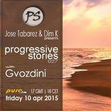 Progressive stories 027 by Gvozdini @Pure.fm