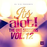 E1D - It's A Lot! The UKG Sessions, Vol. 12